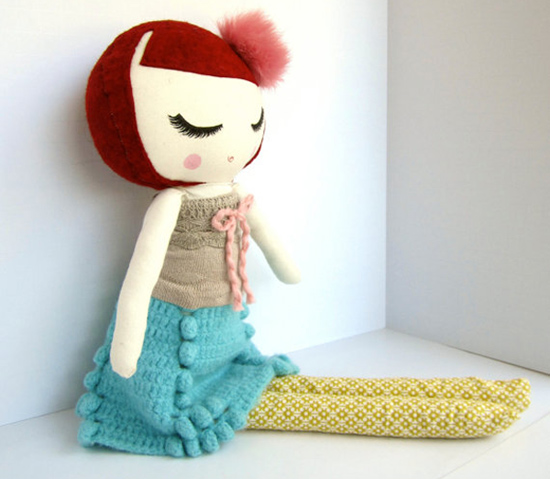 etsy handmade doll
