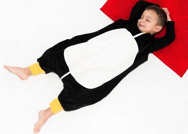 penguinbags1 Let your child go wild at bedtime with Penguin Bags