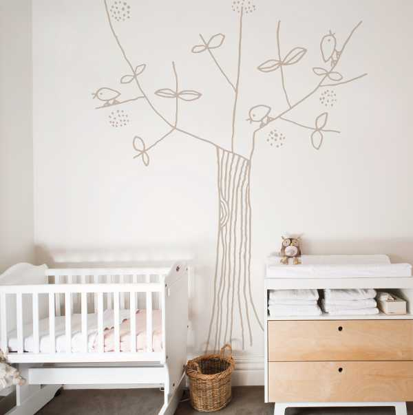 the wall sticker company teams with artist jane reiseger the wall sticker company decorations easy weddings
