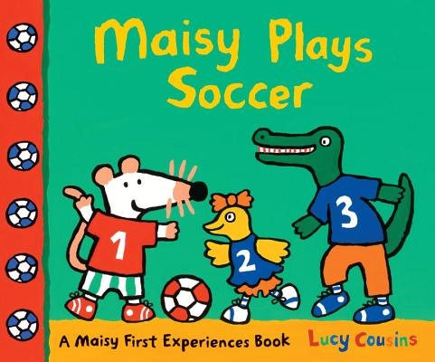 Maisy-plays-soccer-lucy-cousins