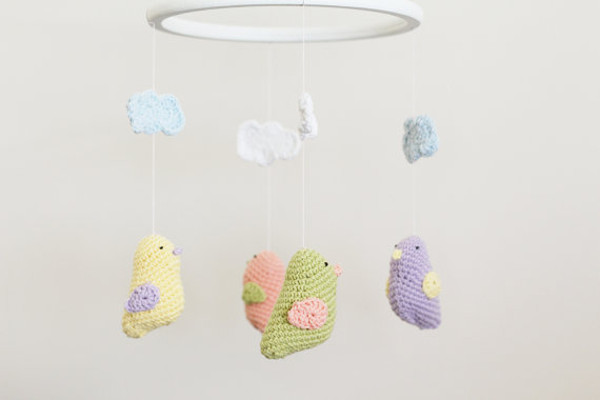 Mobile 6 of our favourite nursery mobiles for baby