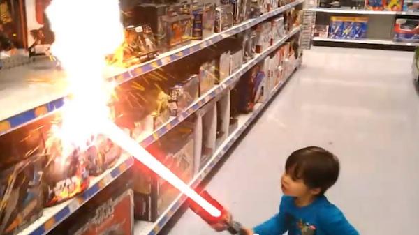 Action Movie Kid