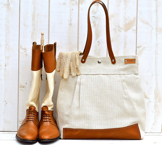 french tote