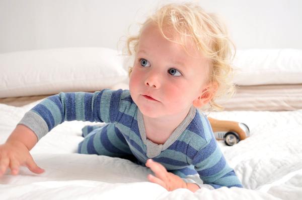Let the kids sleep easy in winter pyjamas from Snugglebum