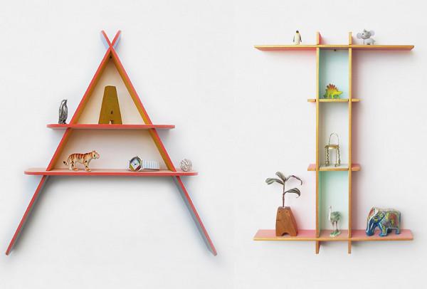 Chiaozza alphabet frames and mirrors