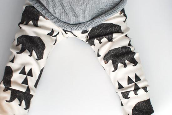 bear legging
