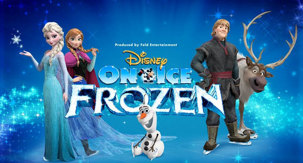 Disney on Ice announces Frozen