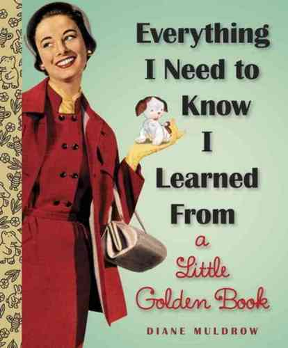 Golden Book 1 Its all in a Little Golden Book