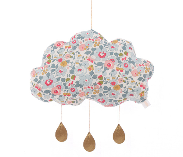 Little Cloud liberty mobile 6 of our favourite nursery mobiles for baby