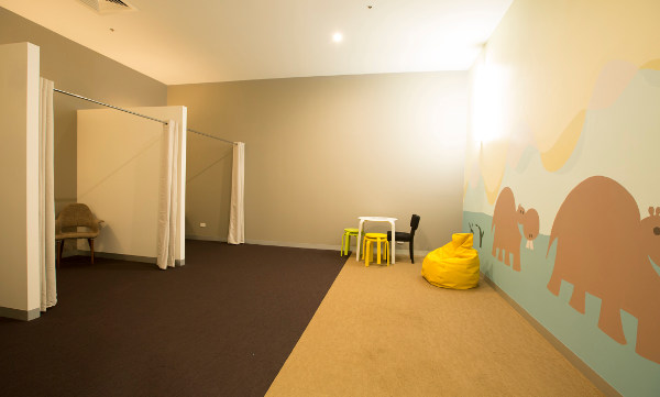 NorthlandQuietRoom1 Shopping centre quiet room an Australian first for kids with autism