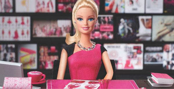 entrepreneur barbie by mattel
