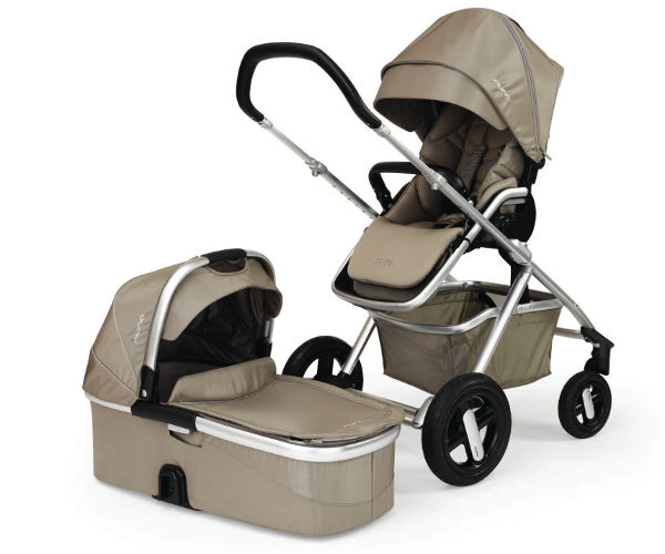 The Nuna Ivvi Stroller The Only Pram You Ll Ever Need
