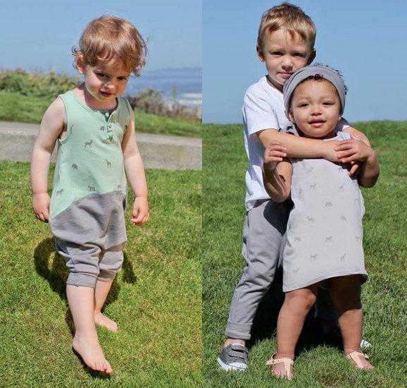 OMAMImini kids' fashion