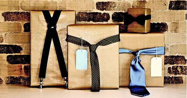 Fathers day DIY gift wrap web 17 awesome Fathers Day 2014 gift ideas