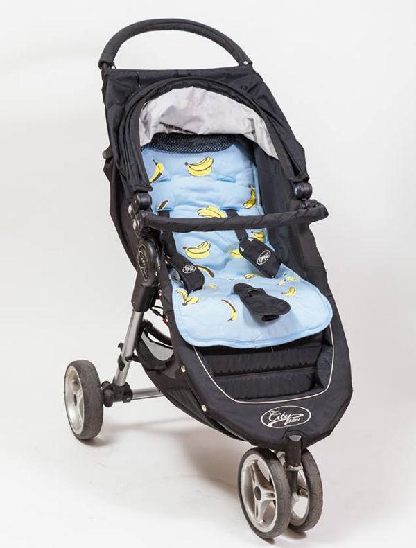 brouk5, banana stroller liner