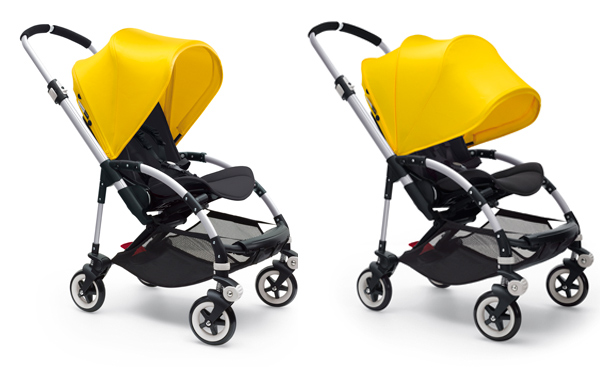 bugaboo reveals the new look bugaboo bee3 stroller now. Black Bedroom Furniture Sets. Home Design Ideas