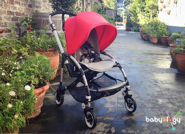 bugaboo-bee3-red