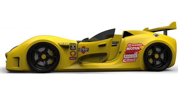 gt-car-bed-yellow