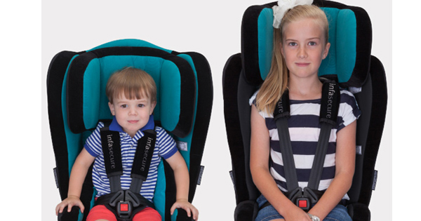 infasecure evolve fb Win one of two Infasecure Evolve Caprice car seats   Prizeapalooza day two