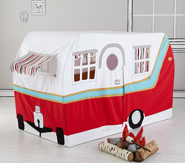 jetaire camper play tent 41 Combat kiddy cabin fever with the Jetaire Camper Play Tent