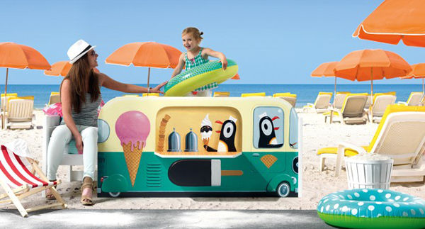lifetimeicecream1 Lifetime Kidsrooms   childrens beds, bunks & furniture from Denmark for sleep & play
