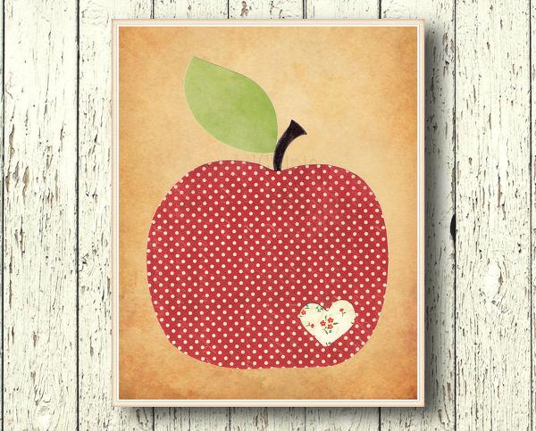 Lil Chipie nursery prints