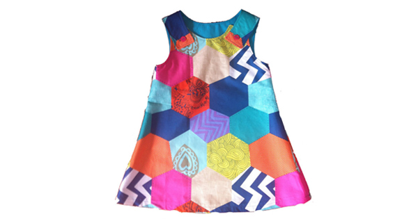patchwork-dress