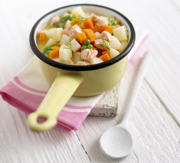 Annabel Karmel app salmon recipe