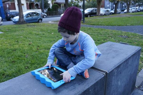 Clumsy Case iPad Studio Proper
