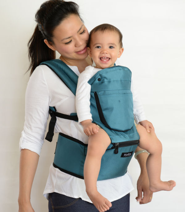 Hipster faceOut One baby carrier, nine ways   this is the MiaMily Hipster