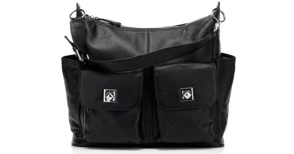 boowiggie nappy bag Win a leather nappy bag from Boowiggie   Prizeapalooza day 19
