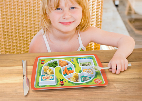 dinnerwinner lr2 Make every meal a winner with Fred Dinner Winner Plate