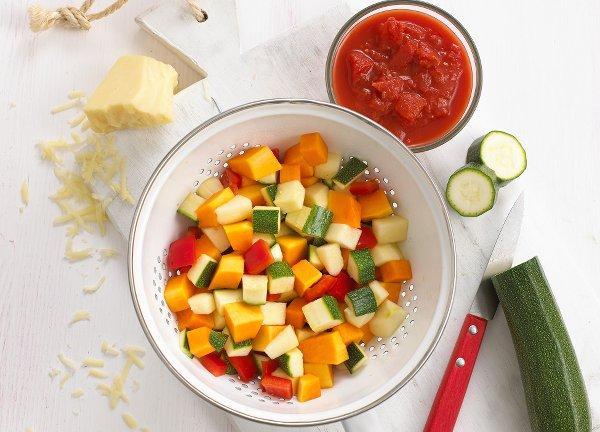 Annabel Karmel Mediterranean Vegetable Puree