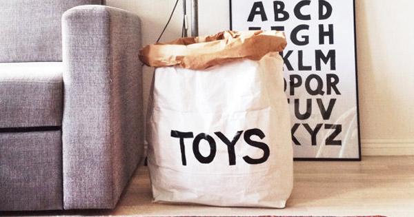 paper bag storage 1