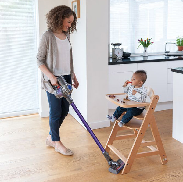 Dson DC59 comp Win a DC59 Animal Handstick vacuum for you and a friend with Dyson!