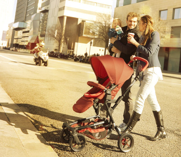 Epic Lifestyle Take a stylish European ride with the Epic pram from Jane