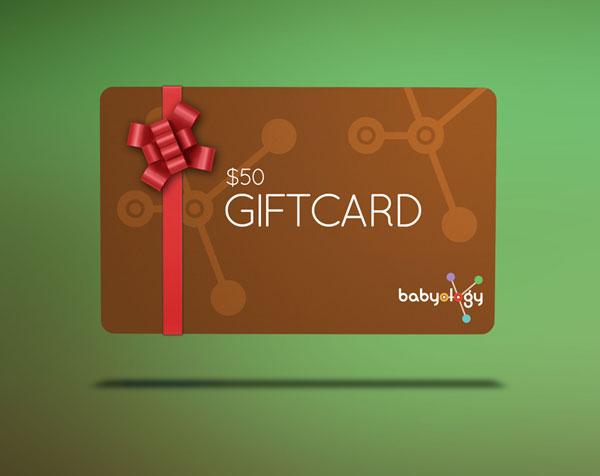 Babyology Gift Card