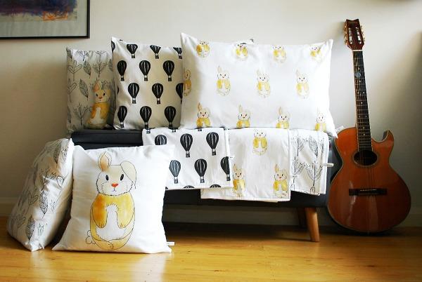 Rebecca Kiff 1 Designer linen and homewares for kids by Rebecca Kiff