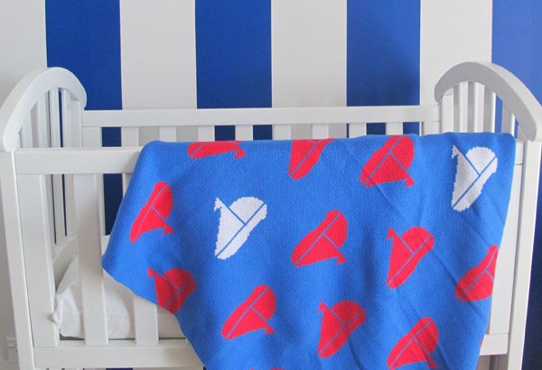 alek luca Cot blankets & bedding to take kids rooms from drab to fab from Alek & Luka