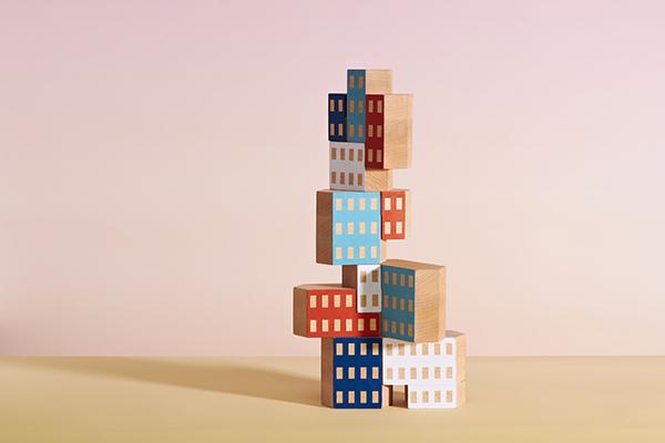 areaware blockitecture header Blockitecture   not your average building block