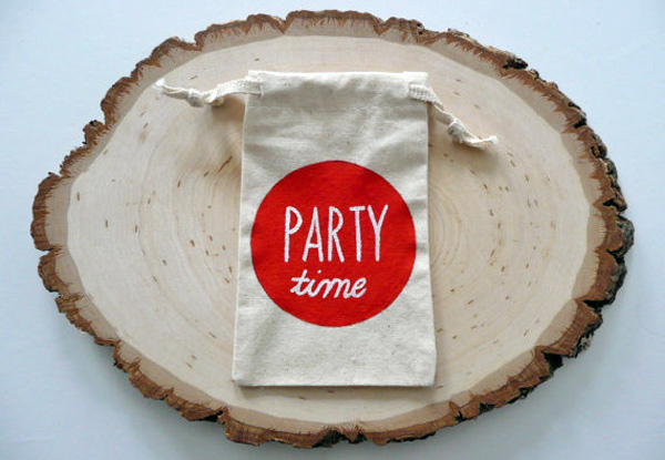 little mini party loot bags