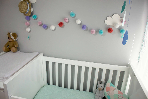 Show us your nursery - Mila