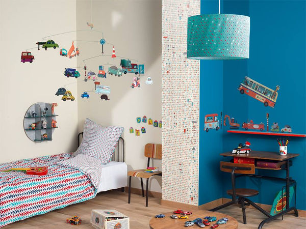 Little Big Room by Djeco  easy decorating for nurseries