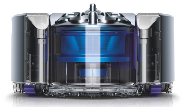 dysoneye1 Track your vac remotely by app! Its the Dyson 360 Eye Robot Vacuum