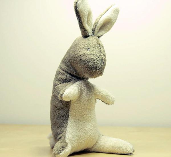 bunny toy catbun by akiko