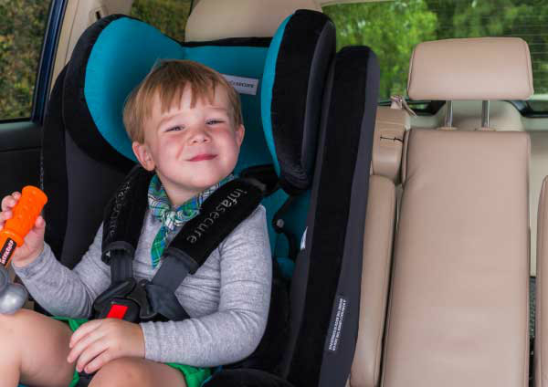 It's a yes! ISOFIX approved for sale in Australia