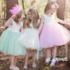 Exquisite flower girl and special occasion dresses by Fattie Pie