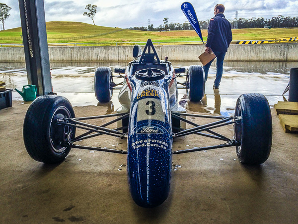 formula ford Race into Fathers Day with the Formula Ford Experience from RedBalloon