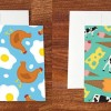 Patterns By Molly for quirky and colorful greeting cards