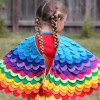 Etsy find of the day – Rainbow wings